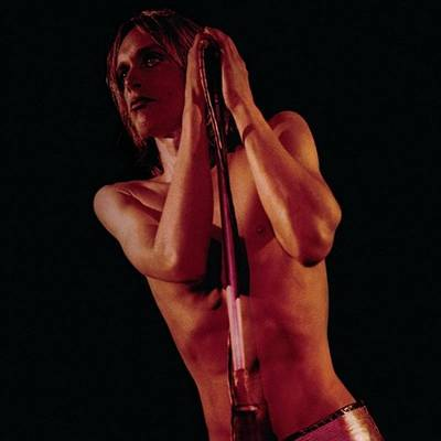 Iggy & The Stooges - Raw Power [Indie Exclusive Limited Edition Red LP]