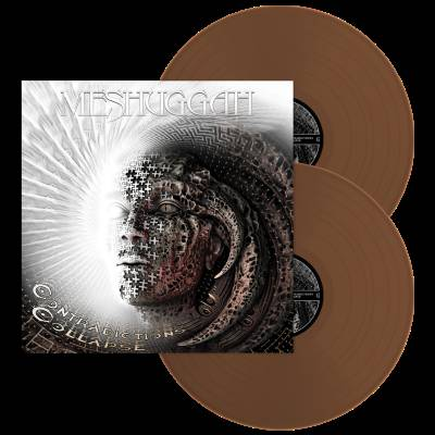 Meshuggah - Contradictions Collapse [Indie Exclusive Limited Edition Bronze 2LP]