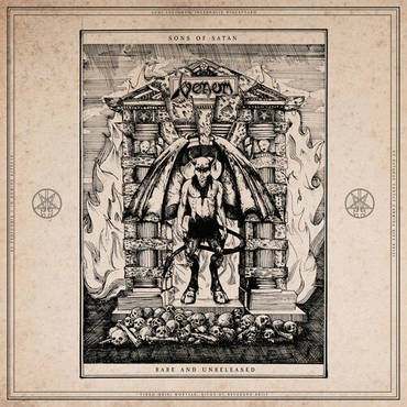 Sons Of Satan [LP]