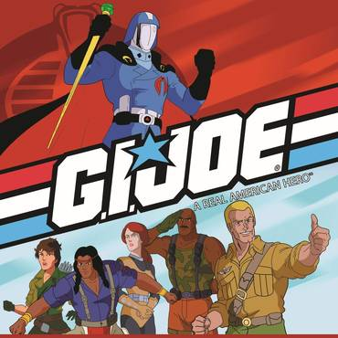'80s TV Classics - Music From G.I. Joe: A Real American Hero [LP]