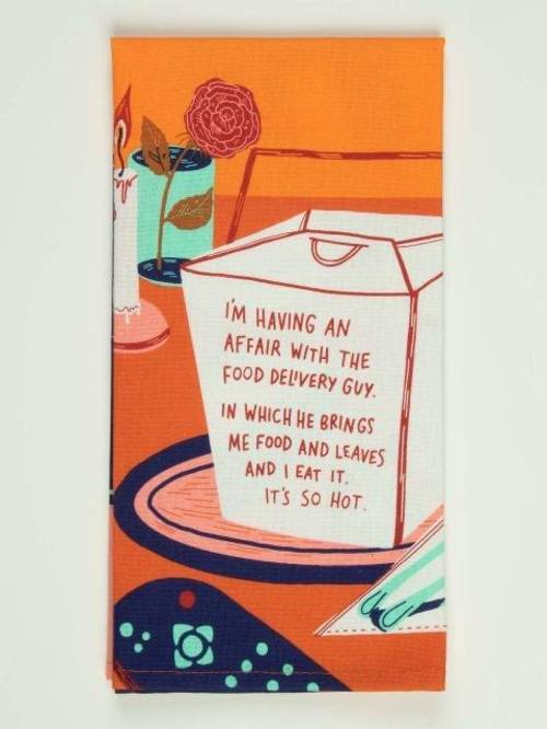 Dish Towel - Food Delivery