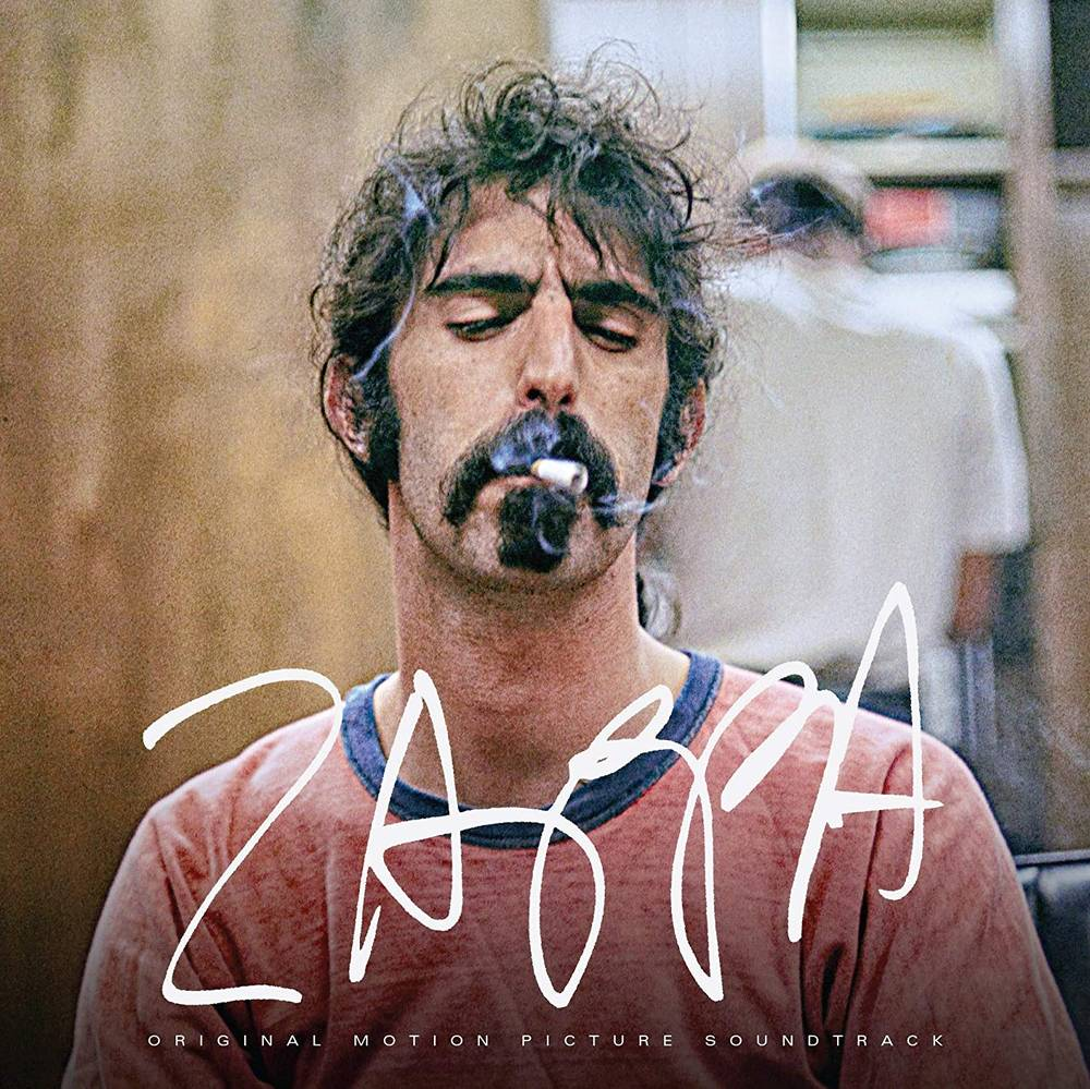 Frank Zappa - Zappa Original Motion Picture Soundtrack [Crystal Clear 2LP]
