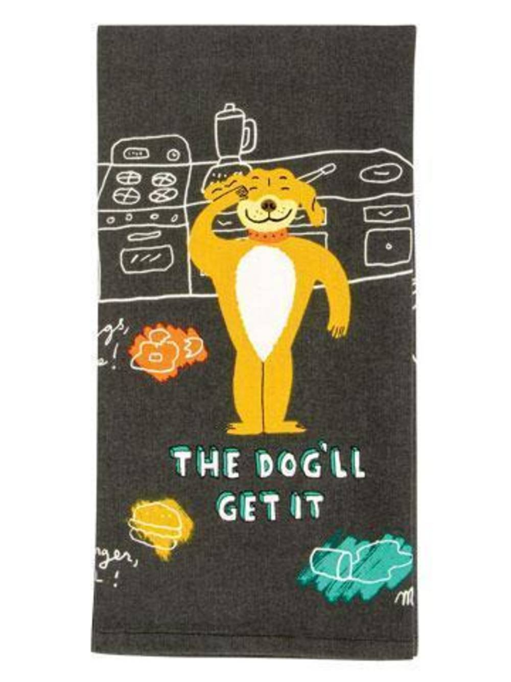 Dish Towel - Dog'll Get It