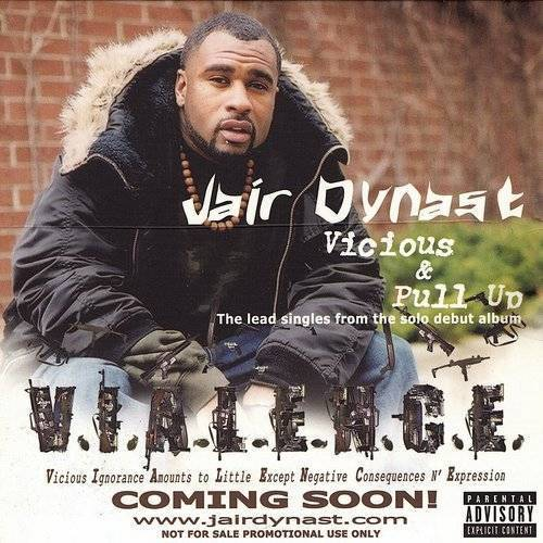 Vicious/Pull Up (Maxi-Single)