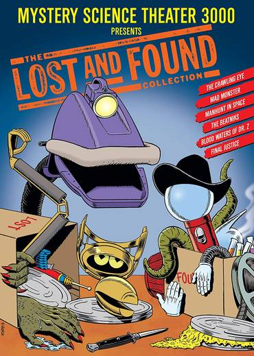 Mystery Science Theater 3000: The Lost & Found Collection