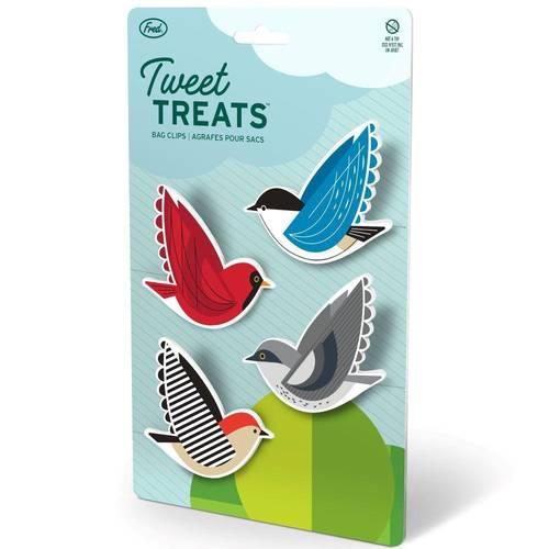 Kitchen Product - Tweet Treat Bag Clips
