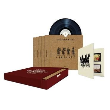 Sigh No More 10th Anniversary [Import 7in Vinyl Box Set]
