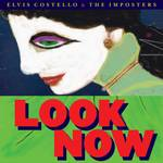 Elvis Costello & The Imposters - Look Now [Indie Exclusive Deluxe Translucent Red 2LP]