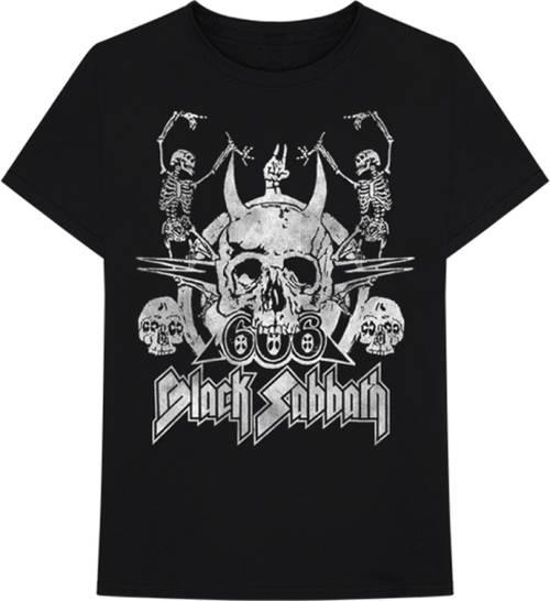 Black Sabbath - Dancing Skeleton (M)