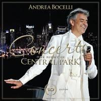 Andrea Bocelli - Concerto: One Night In Central Park - 10th Anniversary [Gold 2 LP]