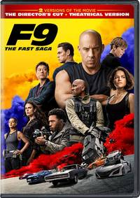 The Fast & The Furious [Movie] - F9: The Fast Saga - Director's Cut