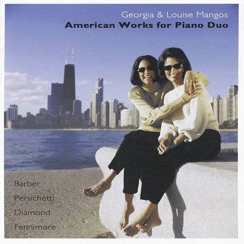 American Music For Piano Duo