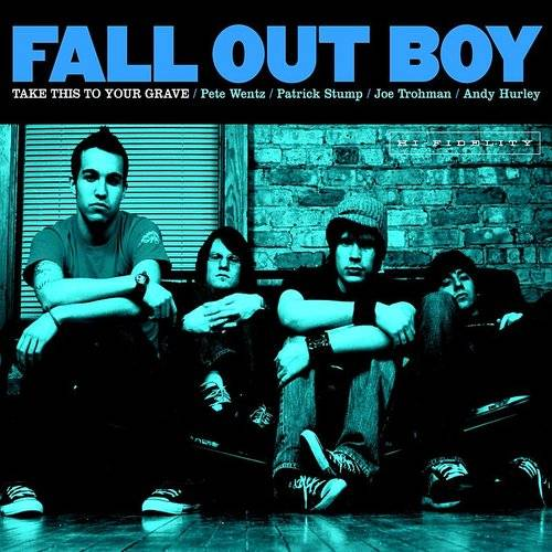 Fall Out Boy - Take This To Your Grave: FBR 25th Anniversary [Silver LP]