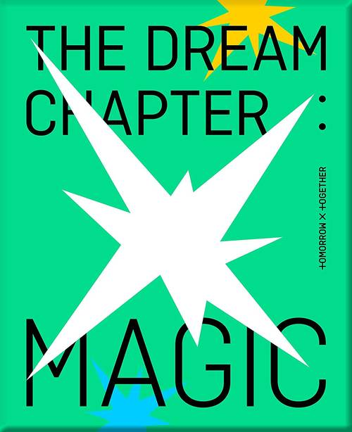 The Dream Chapter: MAGIC [Sanctuary Green Art]