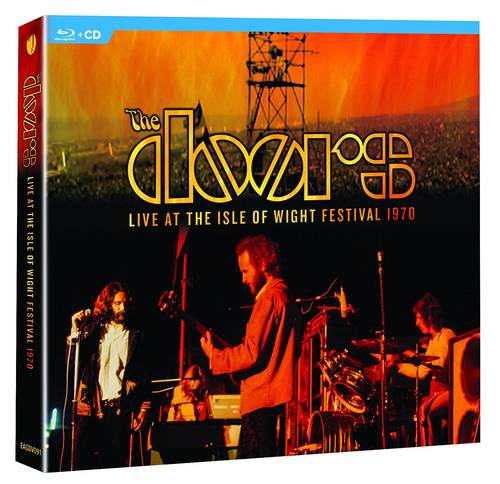 Live at The Isle of Wight Festival 1970 [Blu-ray + CD]