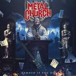 Metal Church - Damned If You Do [Limited Edition Blue & Black Splatter LP]