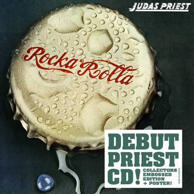 Judas Priest - Rocka Rolla [Collectors Edition]
