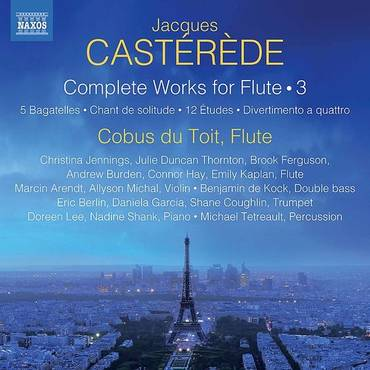 Complete Works For Flute 3