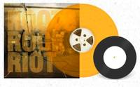 Skindred - Roots Rock Riot [Indie Exclusive Limited Edition Transparent Orange LP]