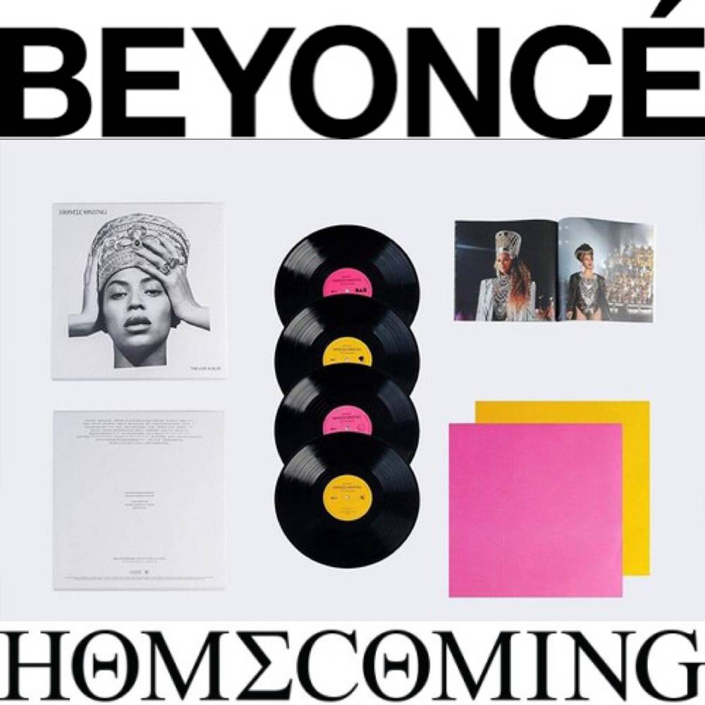 Beyonce - Homecoming: The Live Album [4LP]