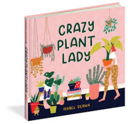 Books - Crazy Plant Lady