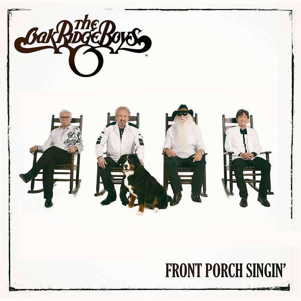 The Oak Ridge Boys - Front Porch Singin' [LP]