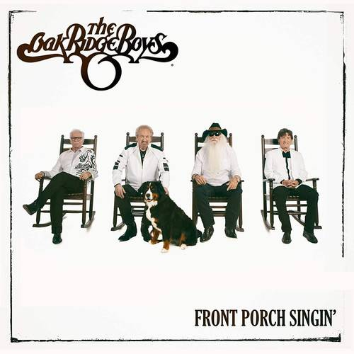 The Oak Ridge Boys - Front Porch Singin' [LP]