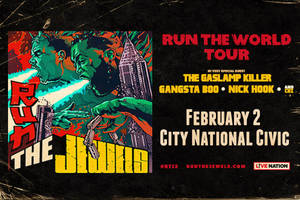 Enter to win tickets to see Run the Jewels!