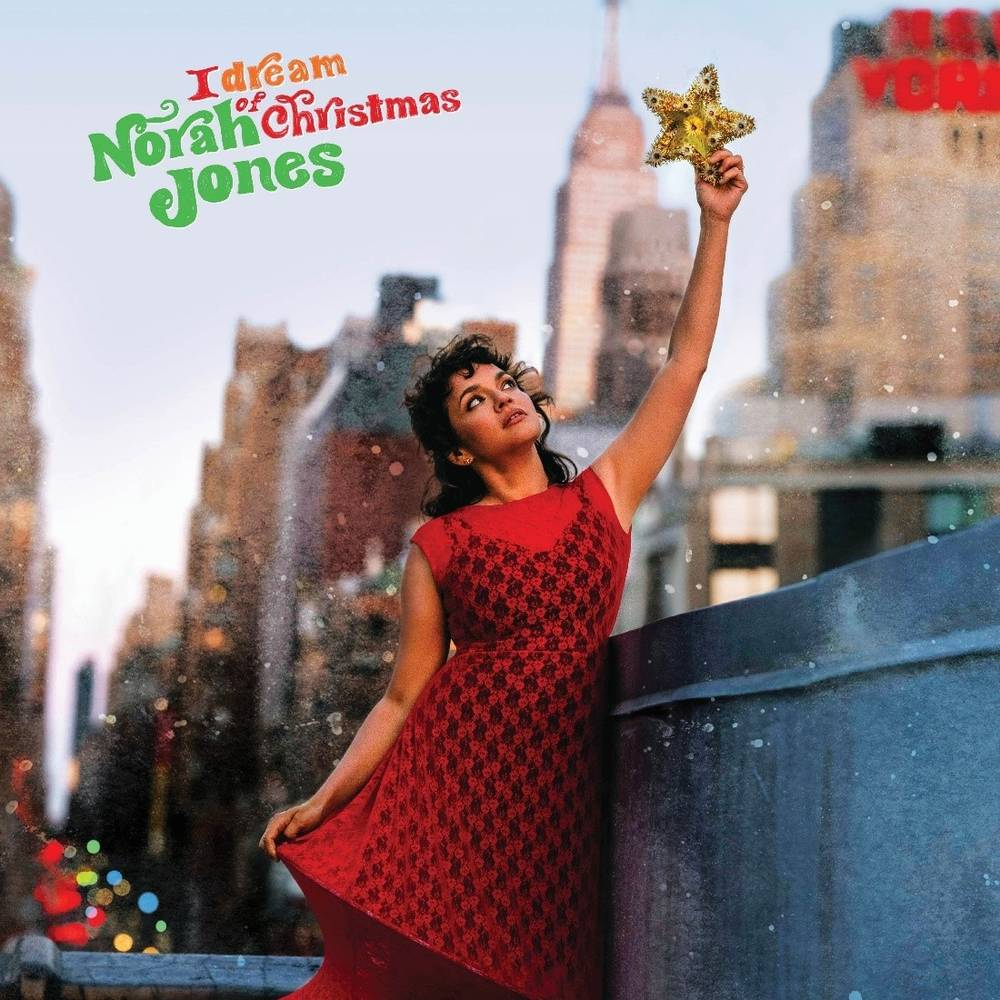 Norah Jones - I Dream Of Christmas [LP]