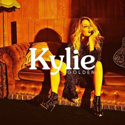 Kylie Minogue - Golden [Indie Exclusive Limited Edition Clear LP]
