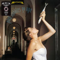 Helloween - Pink Bubbles Go Ape [Indie Exclusive Limited Edition Pink & Black Splatter LP]