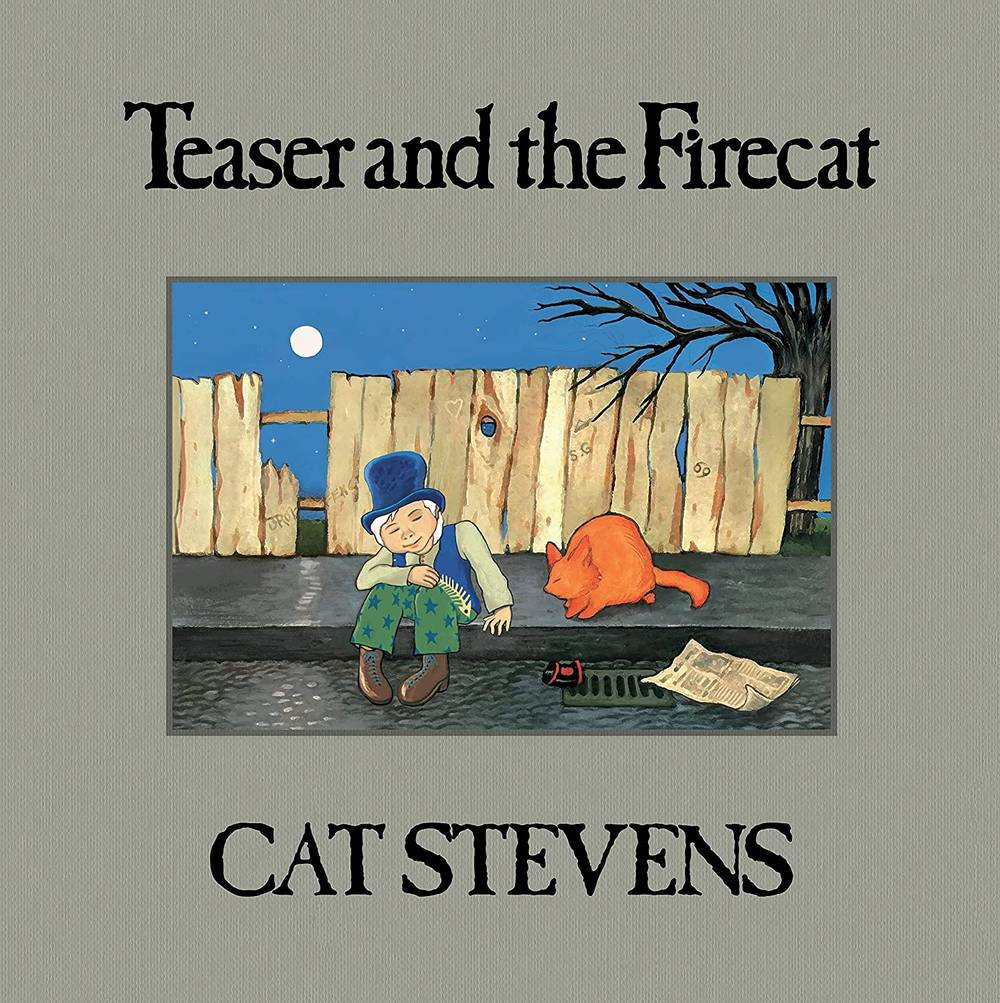 Yusuf / Cat Stevens - Teaser And The Firecat: 50th Anniversary [Super Deluxe Edition 4CD/1Blu-ray/2LP/7in Box Set]
