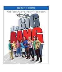 The Big Bang Theory [TV Series] - The Big Bang Theory: The Complete Tenth Season