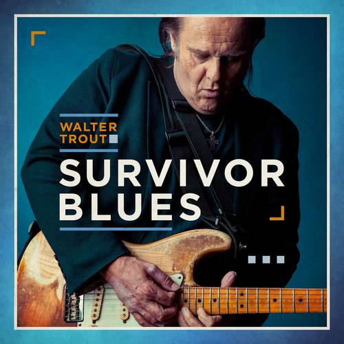 Survivor Blues [Limited Edition Orange LP]