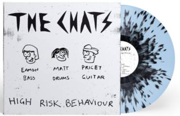 High Risk Behaviour [Indie Exclusive Limited Edition Blue with Black Splatter LP]