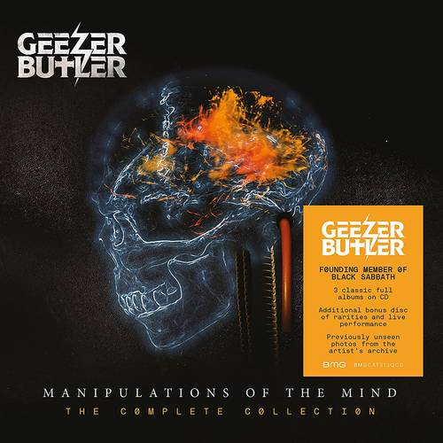 Geezer Butler - Manipulations of the Mind - The Complete Collection