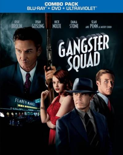 Gangster Squad - Gangster Squad (2pc) (W/Dvd) / (Uvdc Full Ac3 Dol)
