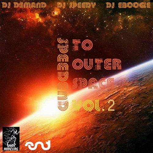 Speedend To Outer Space Vol. 2