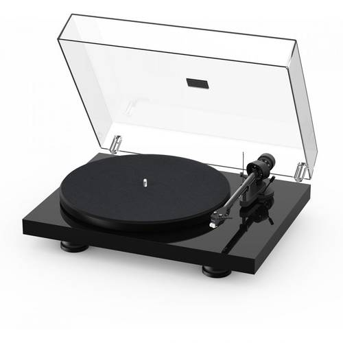 Pro-Ject - Debut Carbon Turntable Gloss Black