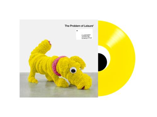 Various Artists - The Problem Of Leisure: A Celebration of Andy Gill and Gang Of Four [Indie Exclusive Limited Edition Yellow 2LP]