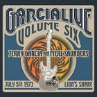 Jerry Garcia - Garcialive Volume 6: July 5, 1973 Lion's Share [3 CD]