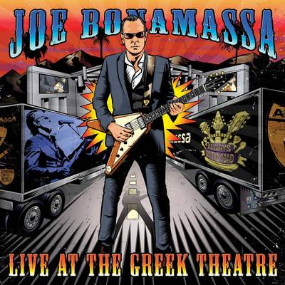 Joe Bonamassa - Live At The Greek Theatre [2CD]