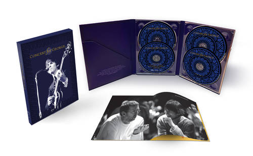 Concert For George (Live at Royal Albert Hall) [2CD/2Blu-ray]