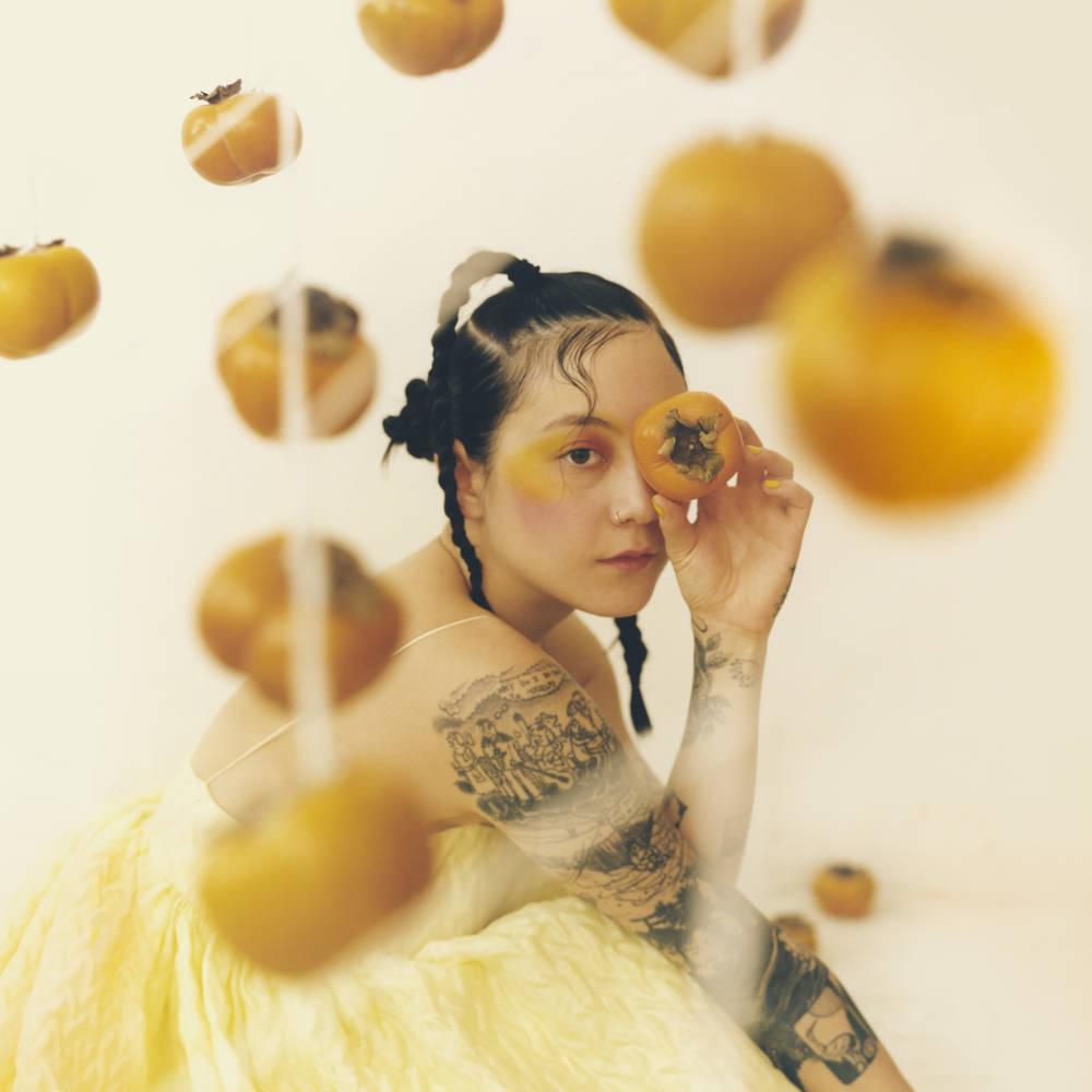 Japanese Breakfast - Jubilee [Indie Exclusive] (Clear With Yellow Swirl Vinyl)