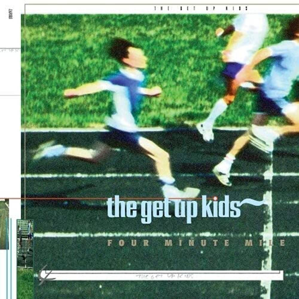 The Get Up Kids - Four Minute Mile [LP]