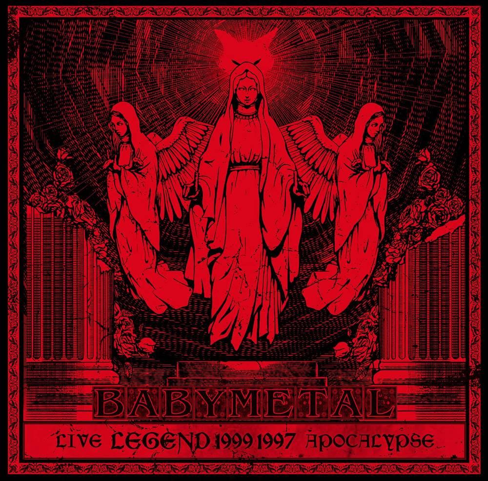 BABYMETAL - Live (Legend 1999 & 1997 Apocalypse) [Import 4LP]