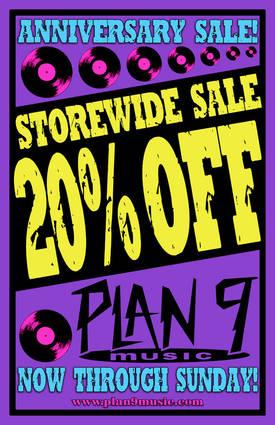 plan 9 sale