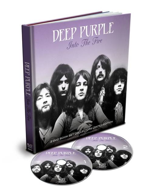 Deep Purple: Into the Fire [DVD]