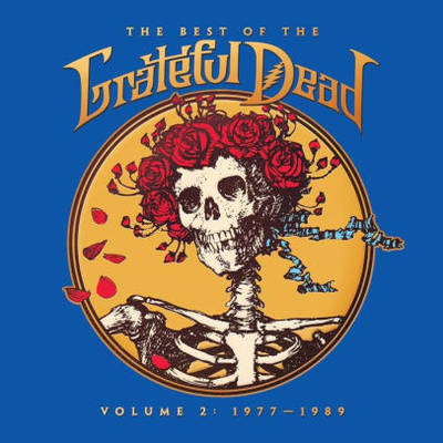 The Grateful Dead - The Best Of The Grateful Dead Vol. 2: 1977-1989 [Rocktober 2017 Limited Edition 2LP]