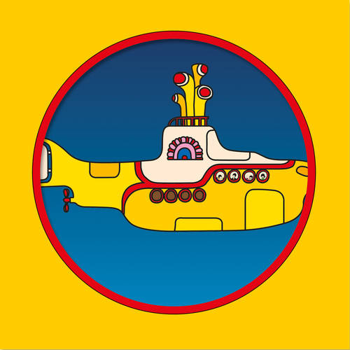 Yellow Submarine: Limited Edition Picture Disc Vinyl Single